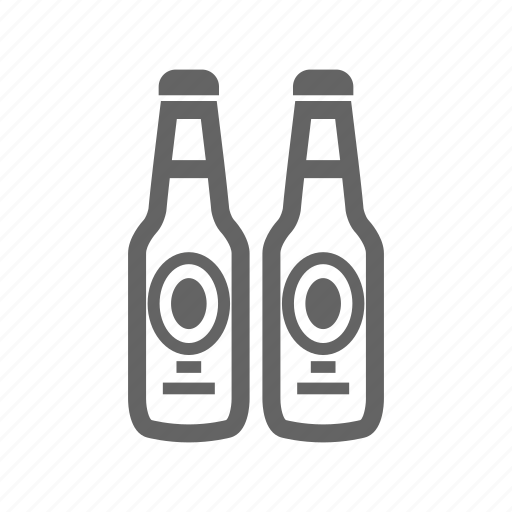 alcohol, beverage, bottle, drink, food, water icon