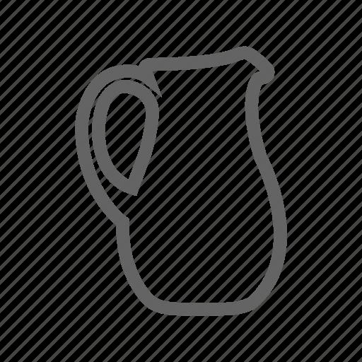 alcohol, beverage, drink, food, jug, water icon