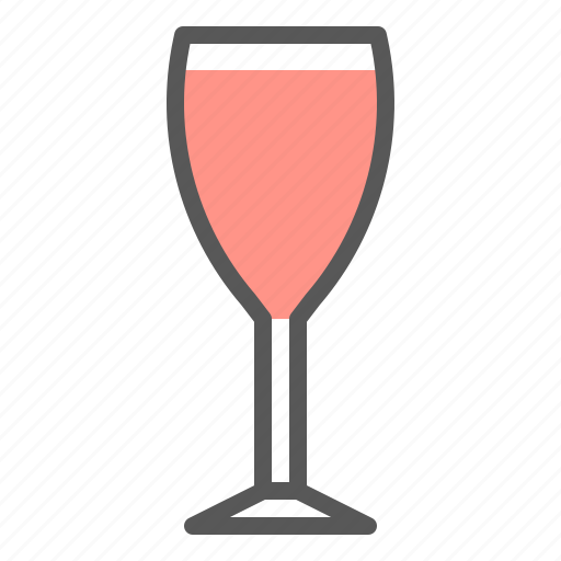 alcohol, beverage, champagne, cocktail, drinks, glass, wine icon