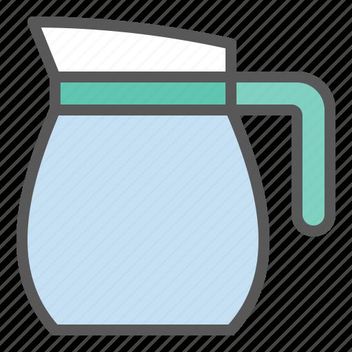 beverage, drinks, water, water jug icon