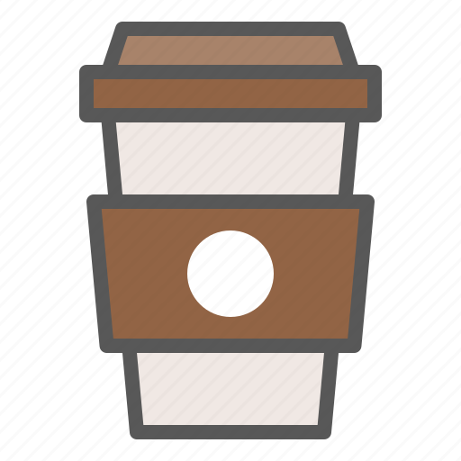 beverage, coffee, disposable cup, drinks, paper cup, plastic cup icon