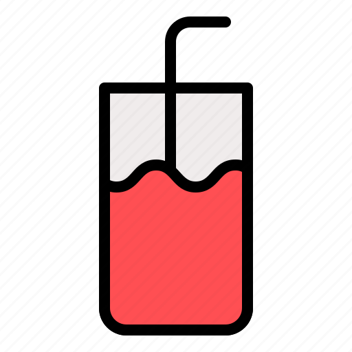 beverage, drink, fresh, juice icon