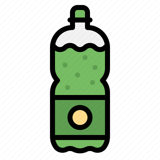beverage, carbonated, drink, soda, soft icon
