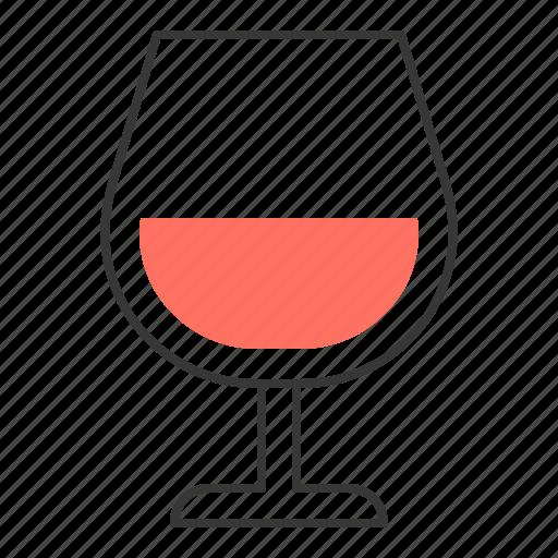alcohol, beverage, drinks, wine, wine glass icon