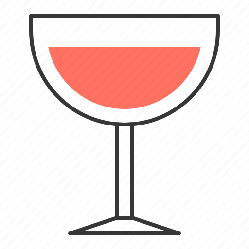 alcohol, beverage, drinks, wine, wine glass icon