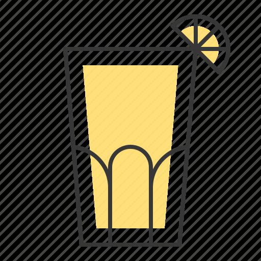 Juice, lemon juice, beverage, drinks, glass, lemonade icon