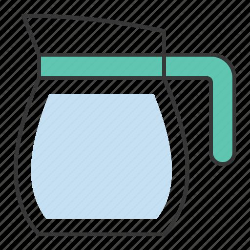 Water, beverage, jug, water jug, drinks icon