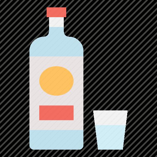 alcohol, beverage, drink, party, vodka icon