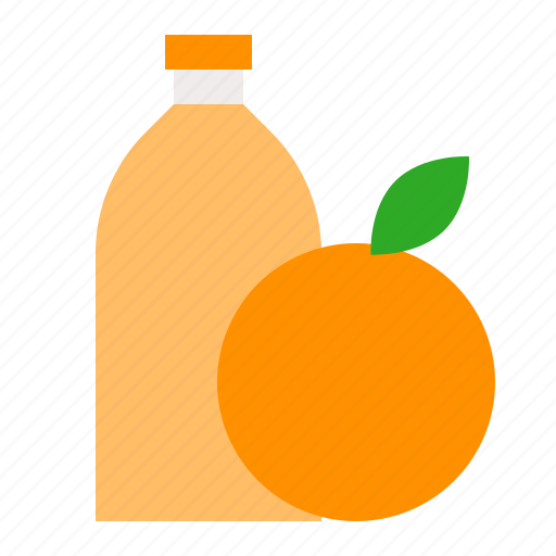 Beverage, drinks, juice, orange icon - Download on Iconfinder