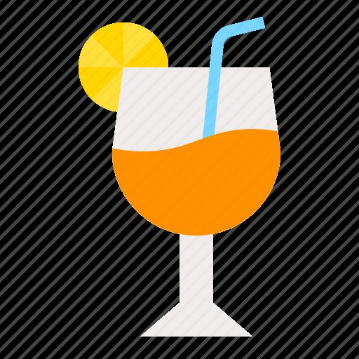 beverage, drinks, fruit, juice icon