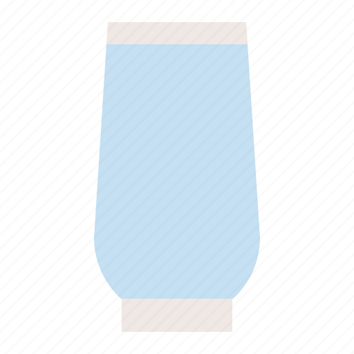 beverage, drinks, water, water glass icon