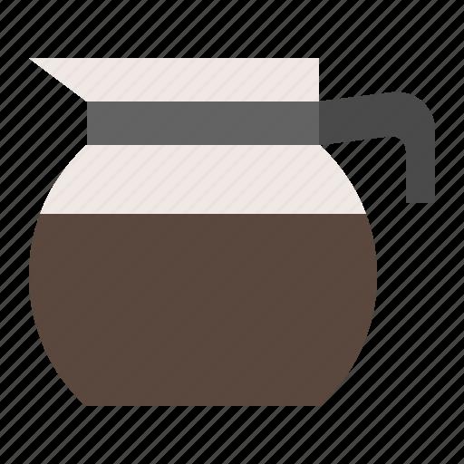 beverage, coffee, coffee jug, drinks icon