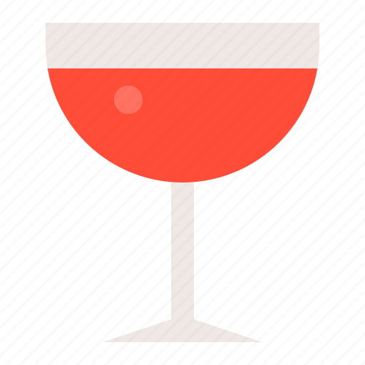 alcohol, alcoholic drink, beverage, drinks, wine, wine glass icon