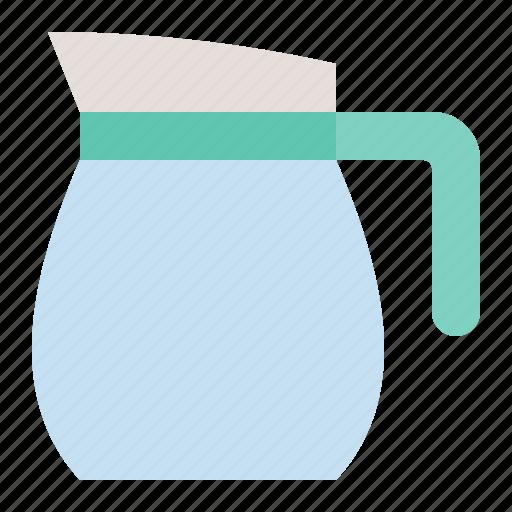 Beverage, drinks, jug, water, water jug icon - Download on Iconfinder