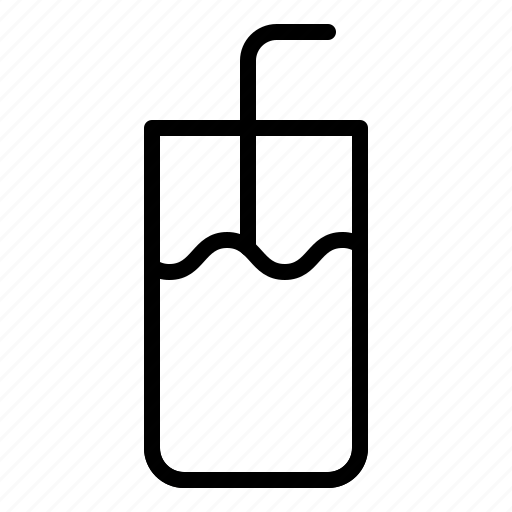 beverage, drink, fresh, juice icon