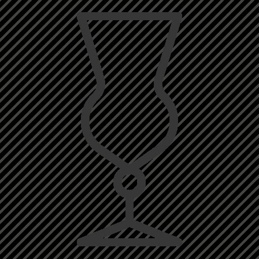 beverage, drinks, glass, wine glass icon