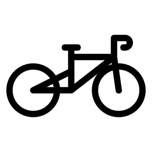bicycle, bike, cycle, sport, transportation icon