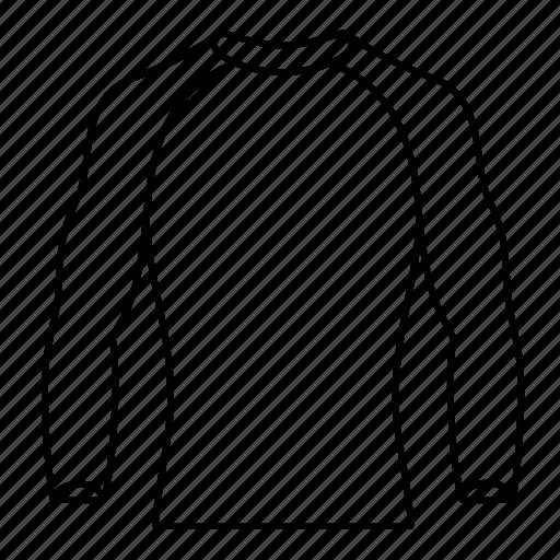 compression, heatgear, long, sleeve, tee, under icon