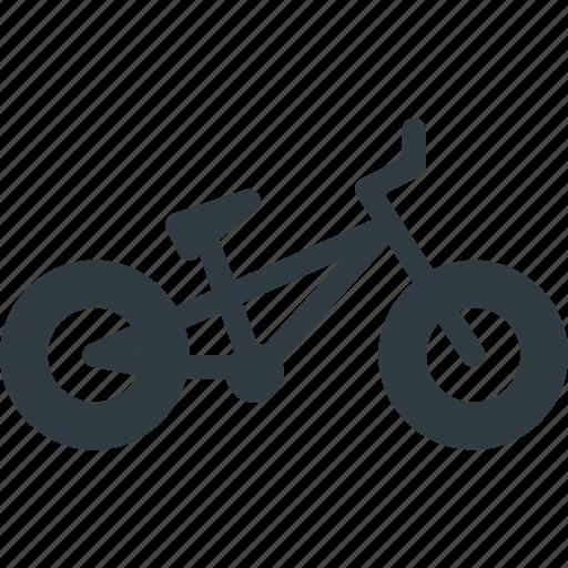 bicycle, bike, bmx, cycle, cycling, sport, transportation icon
