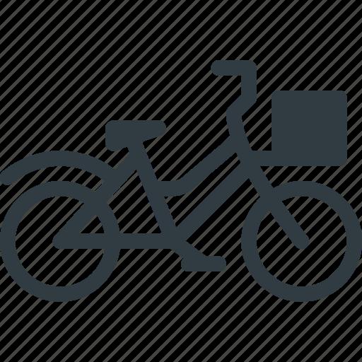 Bicycle, bike, city, sport, transportation, urban icon - Download on Iconfinder