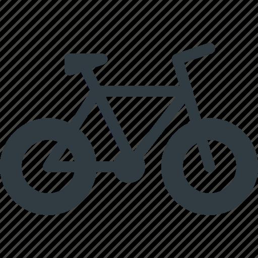 bicycle, bike, cycling, mountain, sport, transportation icon