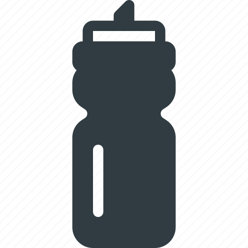 Bicycle, bike, bottle, equipment, sport icon - Download on Iconfinder