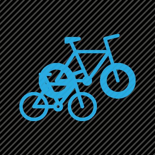 bicycle, bike, cycle, mountain, sport, transportation icon