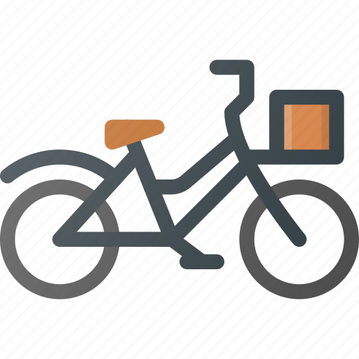 bicycle, bike, city, cycling, transportation, urban icon