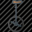 bicycle, bike, retro, transportation, unicycle