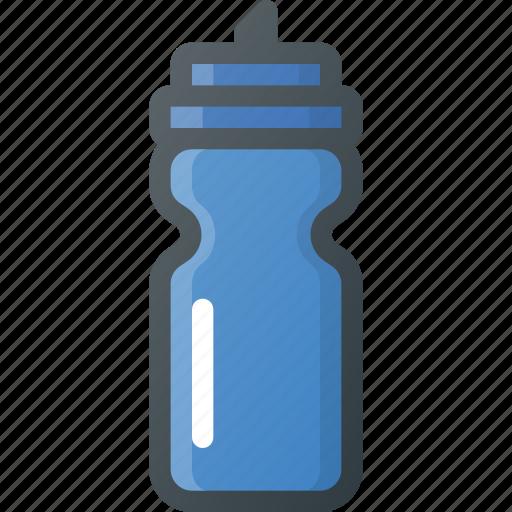 bicycle, bike, bottle, equipment, sport icon