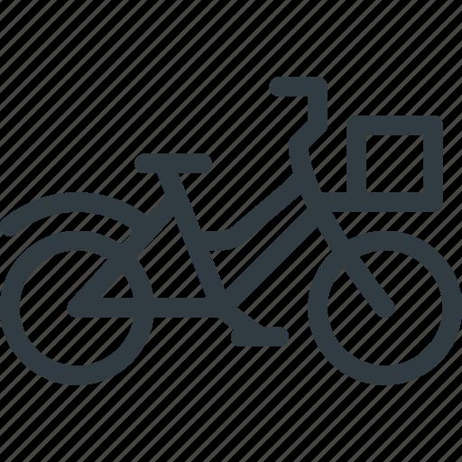 bicycle, bike, city, sport, transportation, urban icon