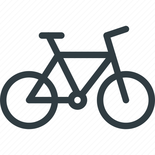 Bicycle, cycle, cycling, mountain, sport, transportation icon - Download on Iconfinder