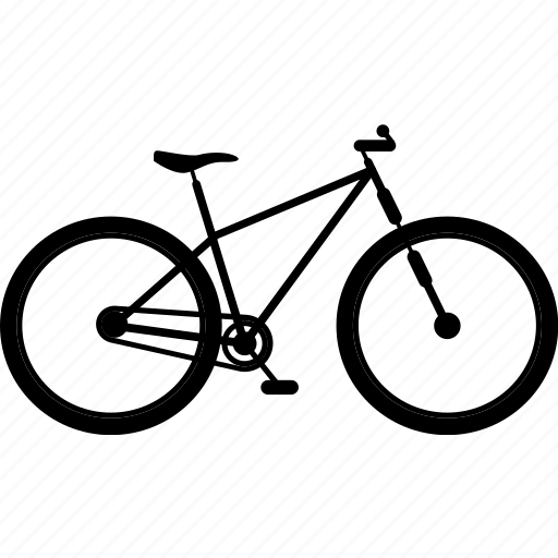 bicycle, bicycles, bike, mountain bike, travel icon