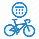 bicycle, bike, clean, service, vehicle, wash, washing icon