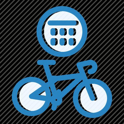 bicycle, bike, clean, service, vehicle, wash, washing icon