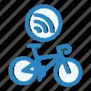 alarm, bicycle, bike, key, security, transportation, vehicle icon