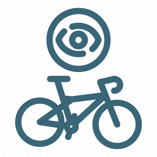 bicycle, bike, cycle, equipment, rider, sport, test icon
