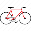bicycle, bicycles, bike, bikes, road bike, travel, triathlon bike icon