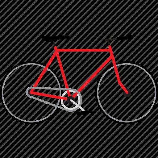 bicycle, bicycles, bike, bikes, road bike, travel, triathlon bike icon