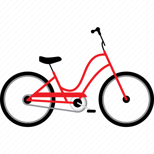 bicycle, bicycles, bike, bikes, comfort, flat foot comfort bike, travel icon