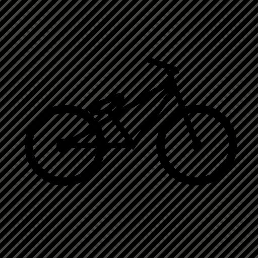 bicycle, bike, dirt, dirtbike, ride, sport, transport icon