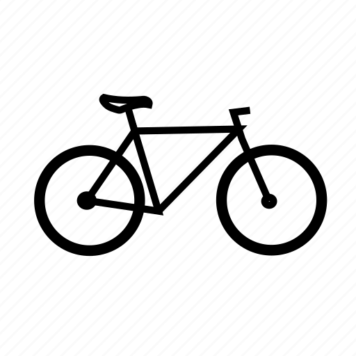 bicycle, bike, fix, hipster, ride, transport, travel icon