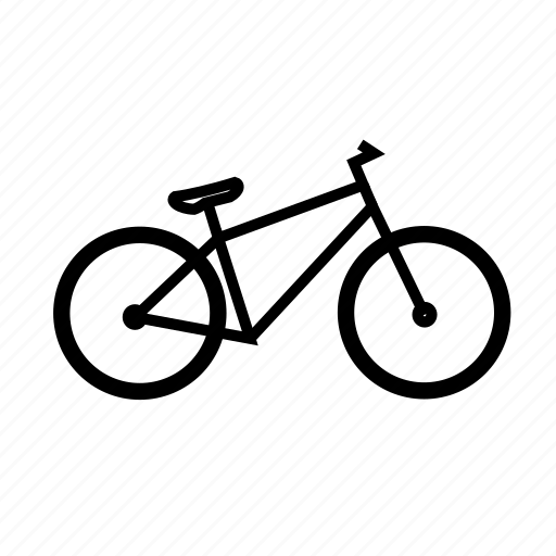 bicycle, bike, mountainbike, ride, sport, transport, travel icon