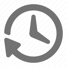 alarm, arrow, clock, deadline, stopwatch, time, timer icon