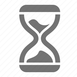 deadline, hour, hourglass, loading, time, timer, wait icon