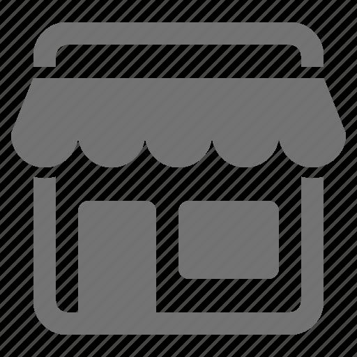 business, commerce, market, outlet, retail, shop, store icon