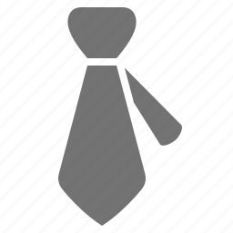 business, clothing, dress code, elegant, formal, office, tie icon