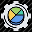 analyst, analytics, chart, data, optimization, statistics icon