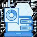 computer, dashboard, laptop, performance, rack, server, storage