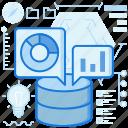 analytics, chart, dashboard, graph, performance, server, statistics